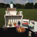 Candy bar Sobre pour le plaisir des enfants.