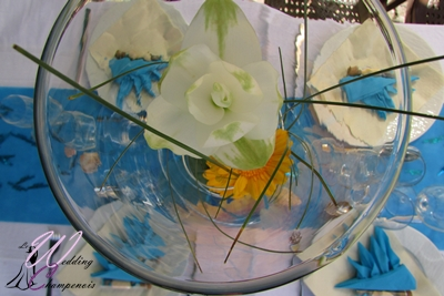 Composition Florale - Wedding Champenois