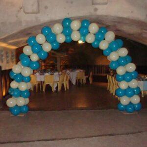 Arche de ballons Reims