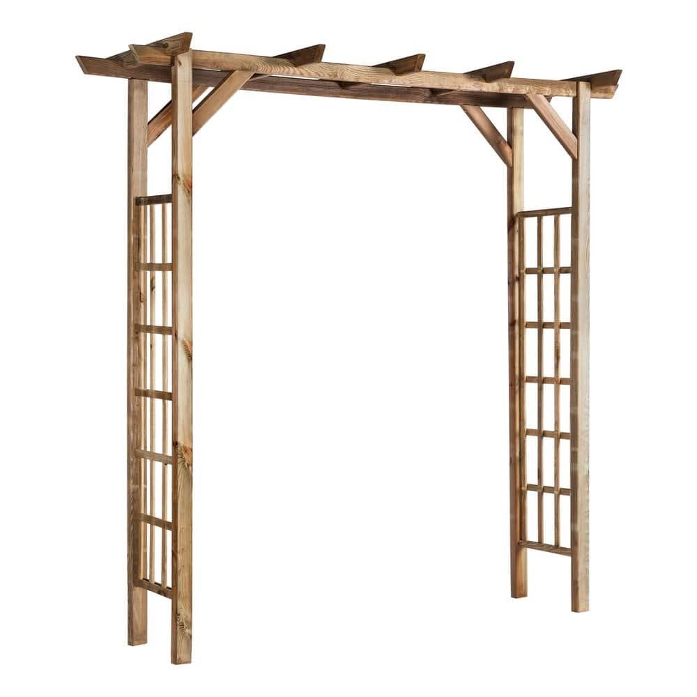 Arche en bois en location Reims