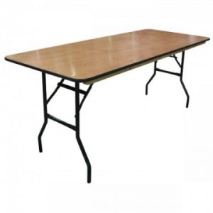 Location table rectangle Reims