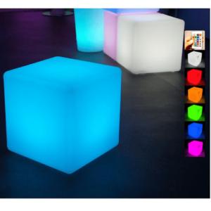 location cube lumineux